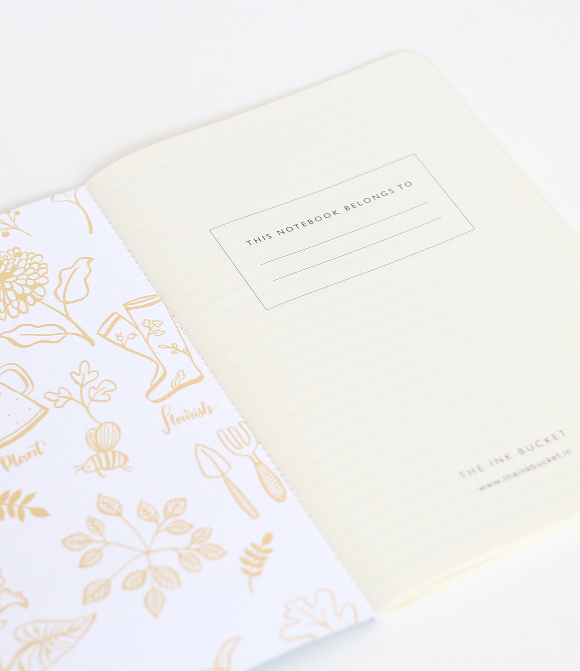 Notebooks | Verona Blush Charcoal Set