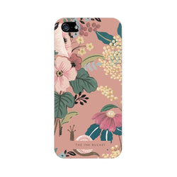 iPhone Phone Cover | Pink - TheInkBucketstore