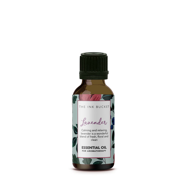 Lavender Essential Oil - TheInkBucketstore