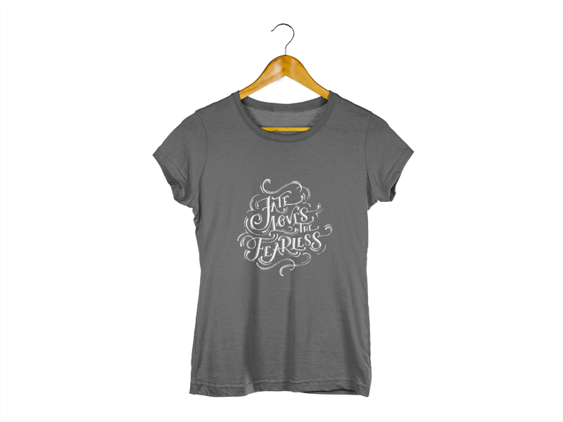 Fearless T-shirt - TheInkBucketstore