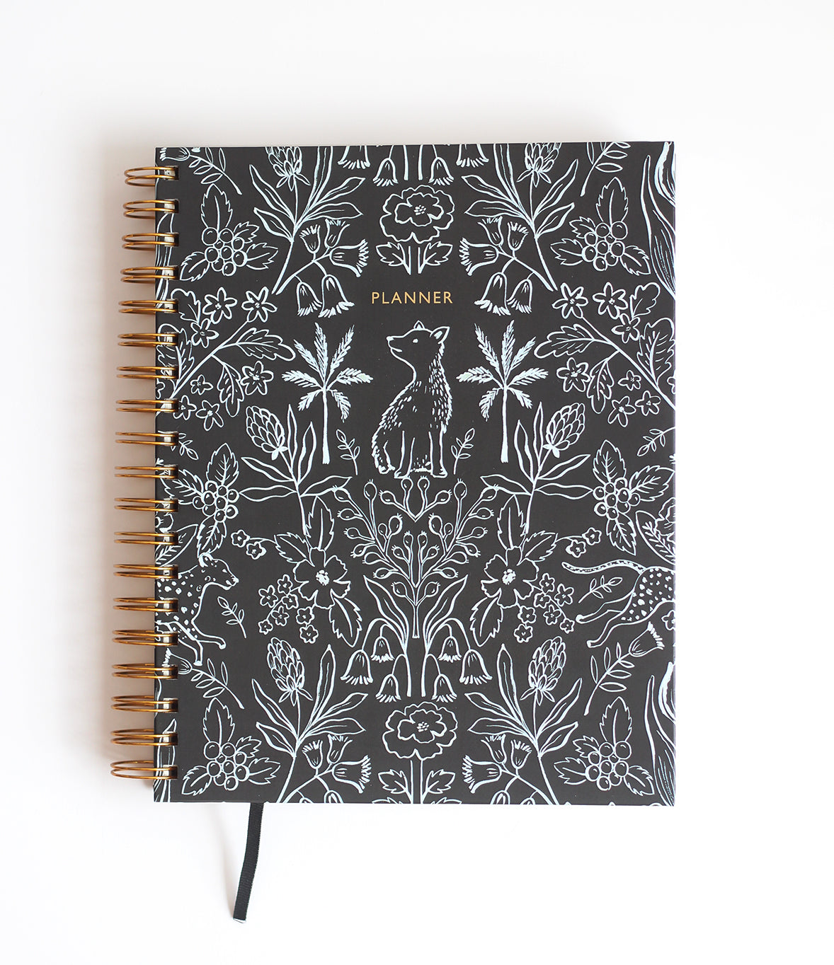 Undated Planner | Forest