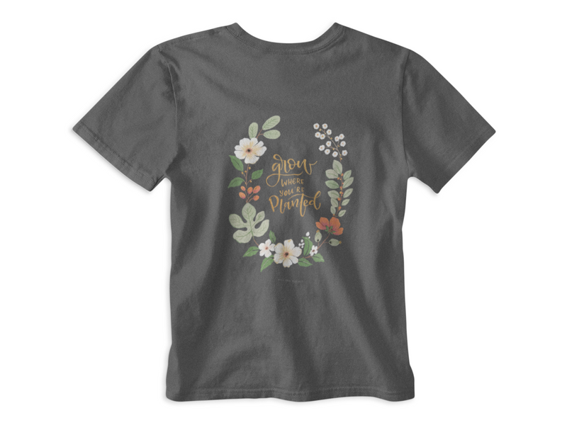 Grow T-shirt - TheInkBucketstore