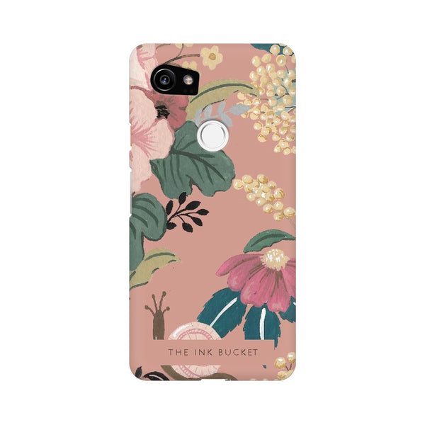 Pink - Google Pixel XL 2 - Phone Cover - TheInkBucketstore