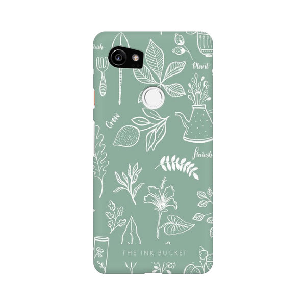 Flourish - Google Pixel XL 2 - Phone Cover - TheInkBucketstore