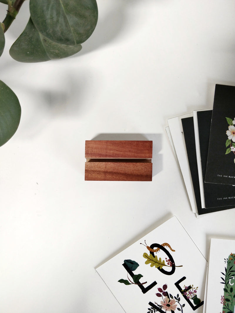 Wooden Stand | Home Decor Accessories - TheInkBucketstore