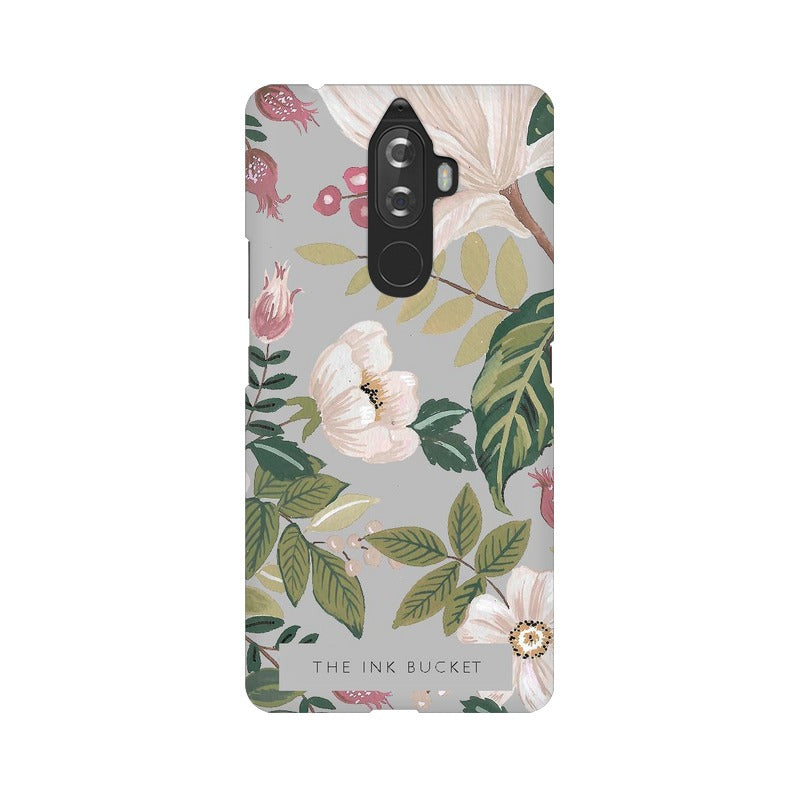 Grey - Lenovo K8 Note - Phone Cover - TheInkBucketstore