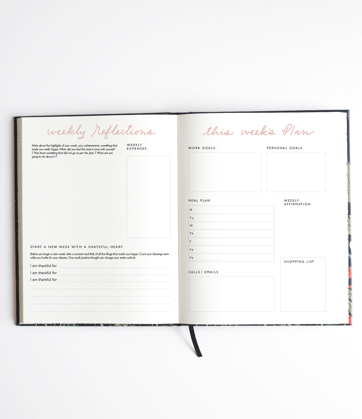 2021 Planner | Midnight Garden