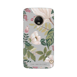 Grey - Moto G5 Plus - Phone Cover - TheInkBucketstore