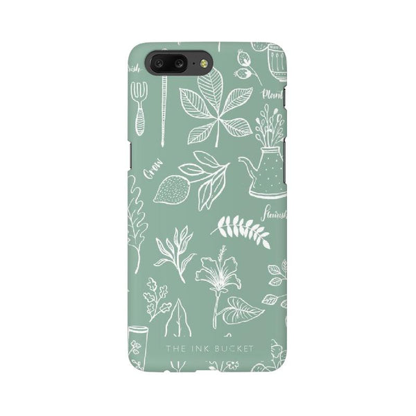 Oneplus Phone Cover | Flourish - TheInkBucketstore