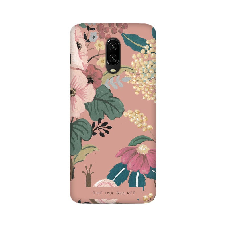Oneplus Phone Cover | Pink
