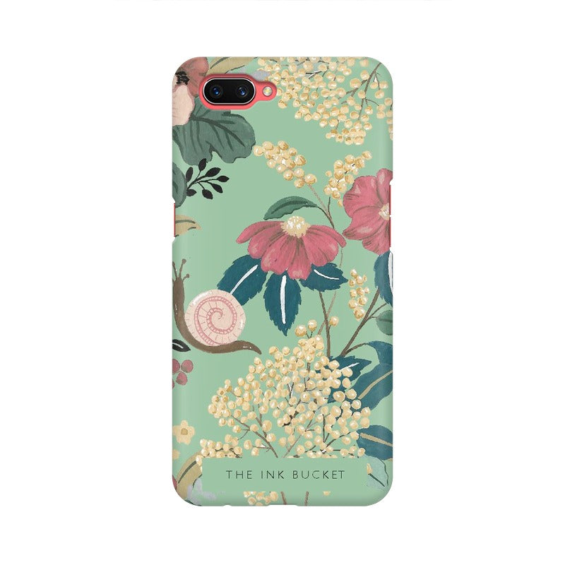 Day Dream - Oppo A3s - Phone Cover - TheInkBucketstore