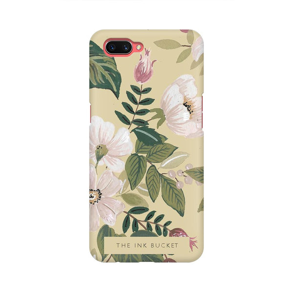 Mustard - Oppo A3s - Phone Cover - TheInkBucketstore