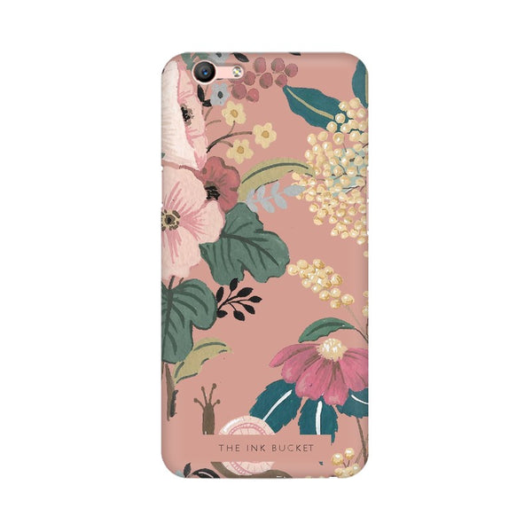Pink - Oppo A59 Phone Cover