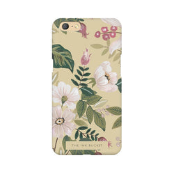 Mustard- Oppo A71 Phone Cover