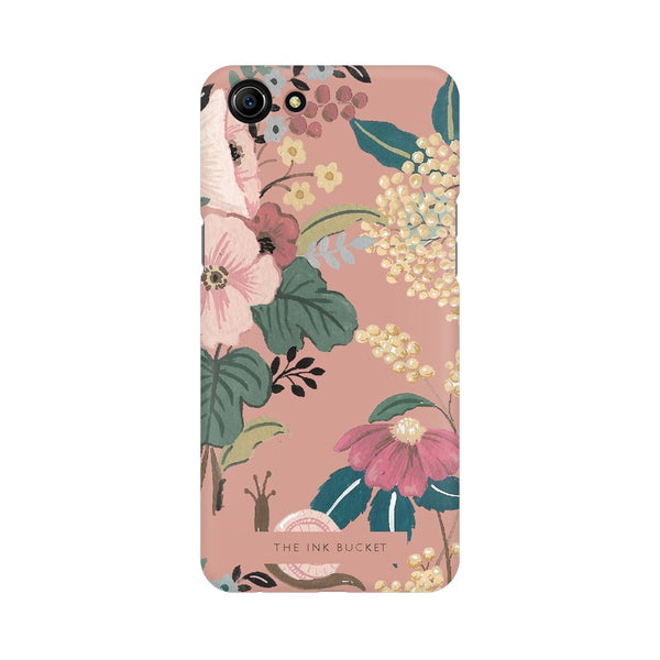Pink - Oppo A83 Phone Cover
