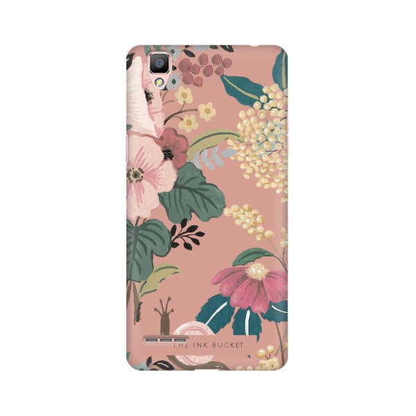 Pink - Oppo F1 Phone Cover