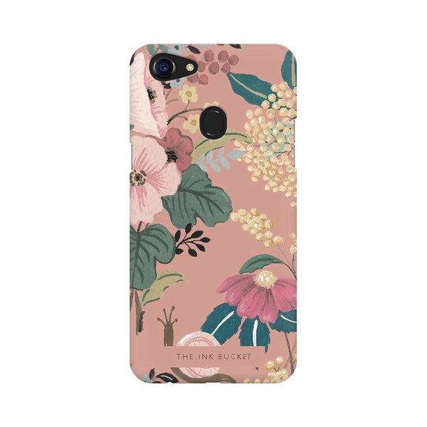 Pink - Oppo F5 Phone Cover