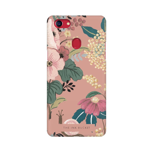 Pink - Oppo F7 Phone Cover
