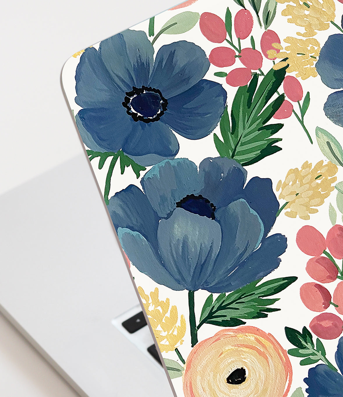 Laptop Skin | Rananculus and Anemone