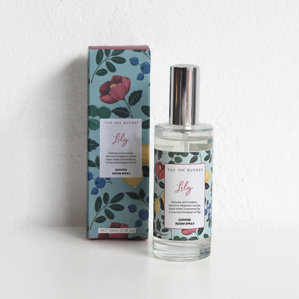 Room Spray | Lily - TheInkBucketstore