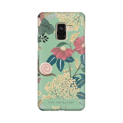 Day Dream - Samsung A8+ - Phone Cover - TheInkBucketstore