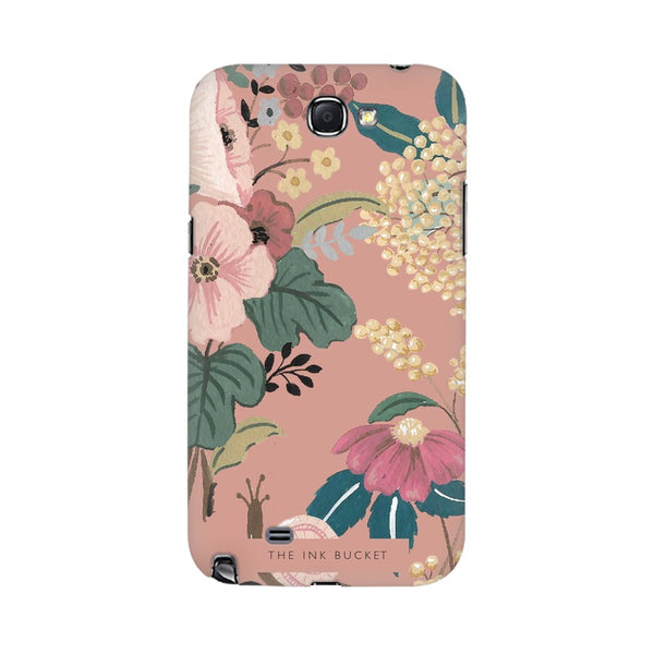 Pink - Samsung Note 2 Phone Cover