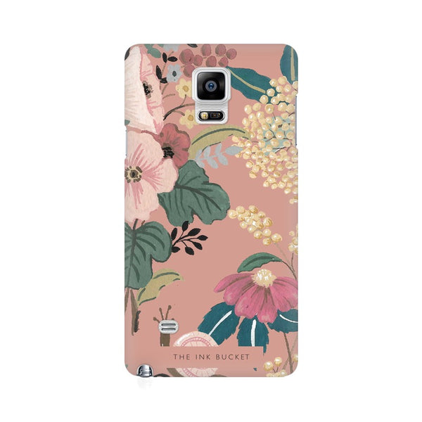 Pink - Samsung Note 4 Phone Cover