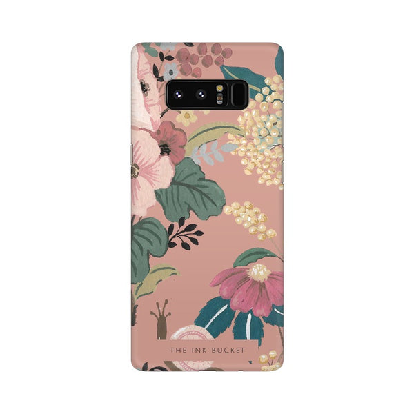 Pink - Samsung Note 8 Phone Cover