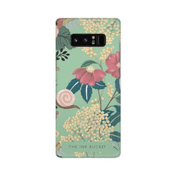 Day Dream - Samsung Galaxy Note 8 - Phone Cover - TheInkBucketstore