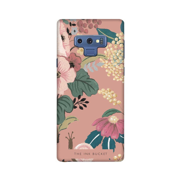 Pink - Samsung Note 9 Phone Cover