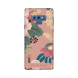 Pink - Samsung Galaxy Note 9 - Phone Cover - TheInkBucketstore