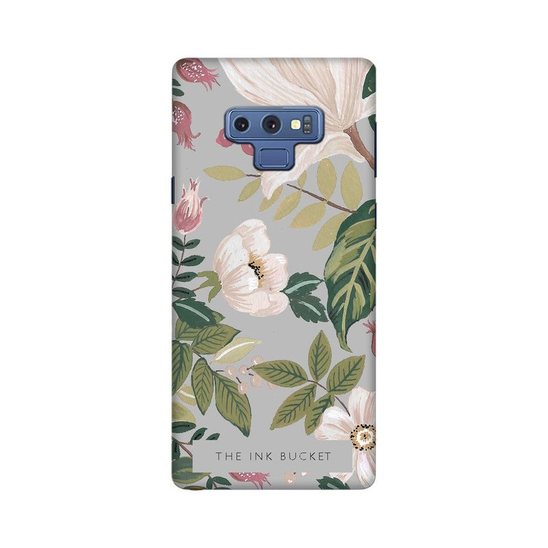 Grey - Samsung Galaxy Note 9 - Phone Cover - TheInkBucketstore