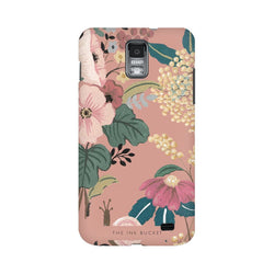 Pink - Samsung S2 Phone Cover
