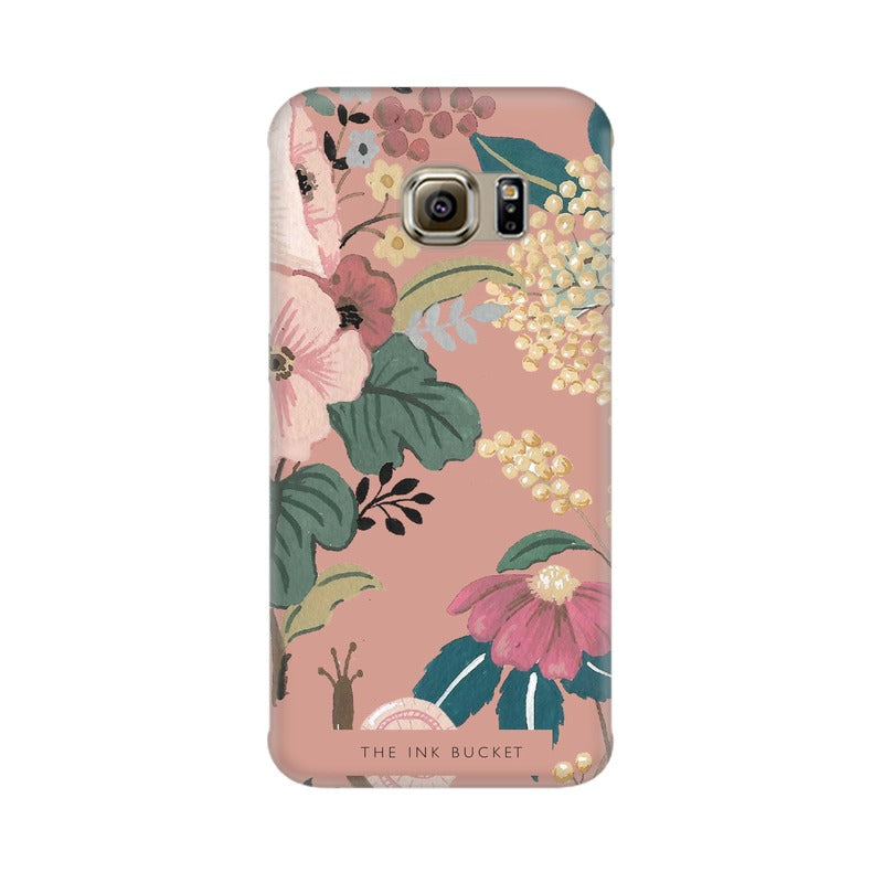 Pink - Samsung S6 Phone Cover