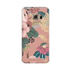 Pink - Samsung S7 Edge Phone Cover