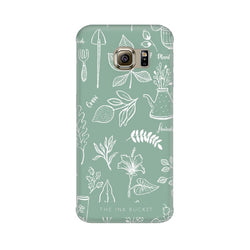 Flourish - Samsung Galaxy S7 - Phone Cover - TheInkBucketstore