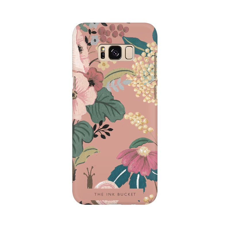 Pink - Samsung S8 Phone Cover