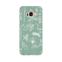 Flourish - Samsung Galaxy S8 - Phone Cover - TheInkBucketstore