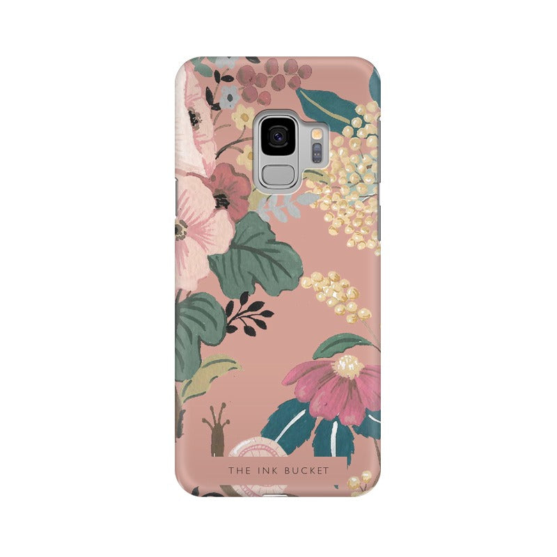 Pink - Samsung S9 Plus Phone Cover