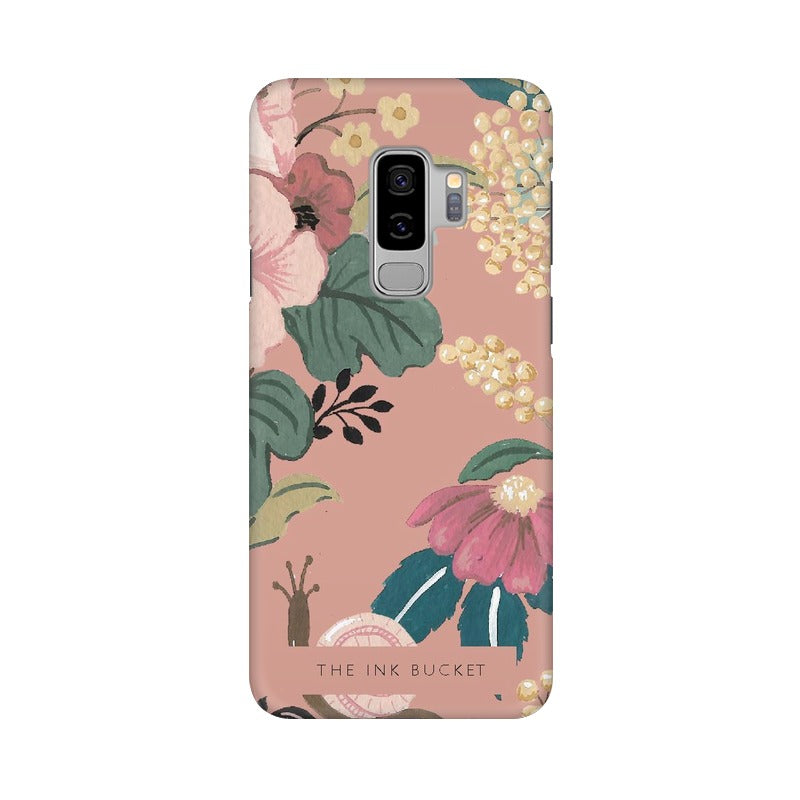 Pink - Samsung Galaxy S9+ - Phone Cover - TheInkBucketstore