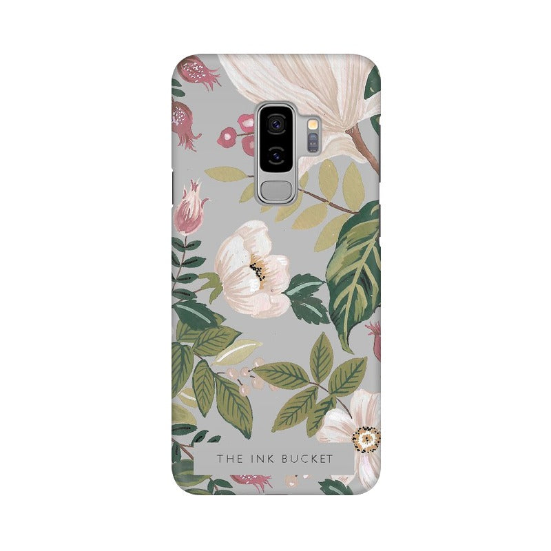 Grey - Samsung Galaxy S9+ - Phone Cover - TheInkBucketstore