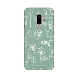 Flourish - Samsung Galaxy S9+ - Phone Cover - TheInkBucketstore
