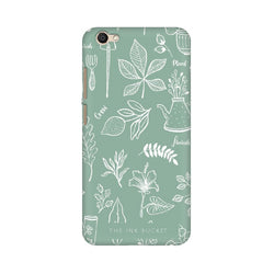 Flourish - Vivo V5+ - Phone Cover - TheInkBucketstore