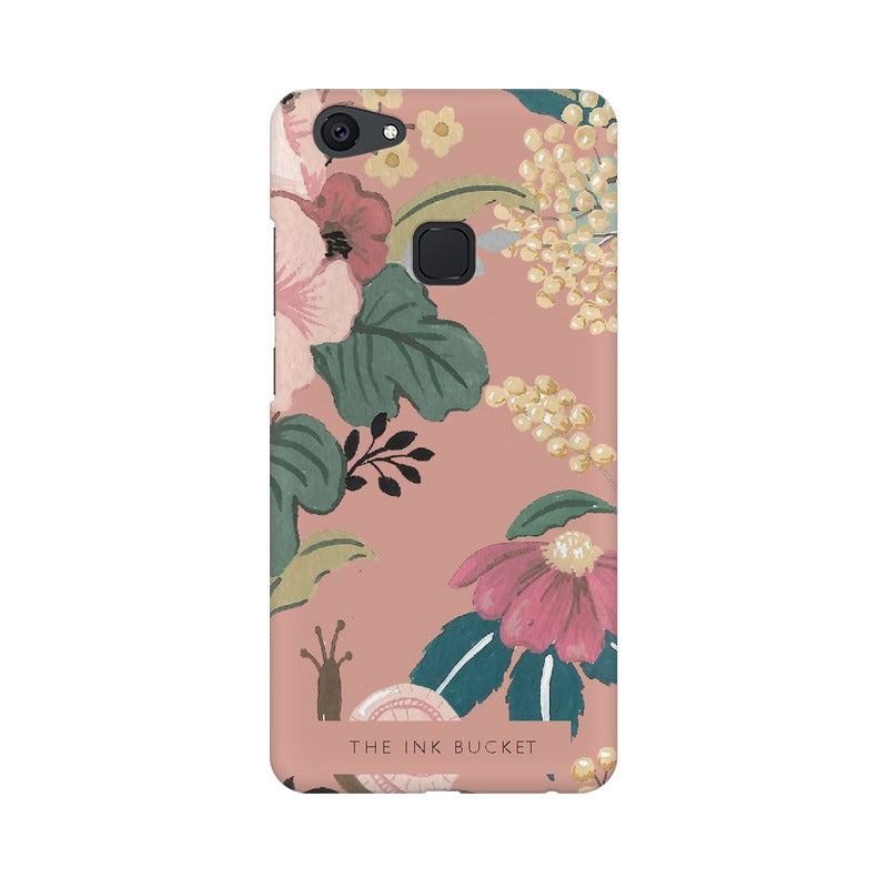 Pink - Vivo V7+ - Phone Cover - TheInkBucketstore