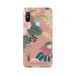 Pink - Xiaomi Mi A2 Lite - Phone Cover - TheInkBucketstore