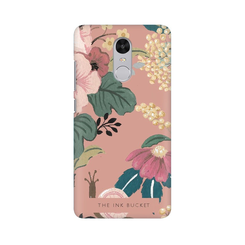 Pink - Xiaomi Redmi Note 4 - Phone Cover - TheInkBucketstore