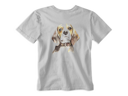 Beagle T-shirt - TheInkBucketstore