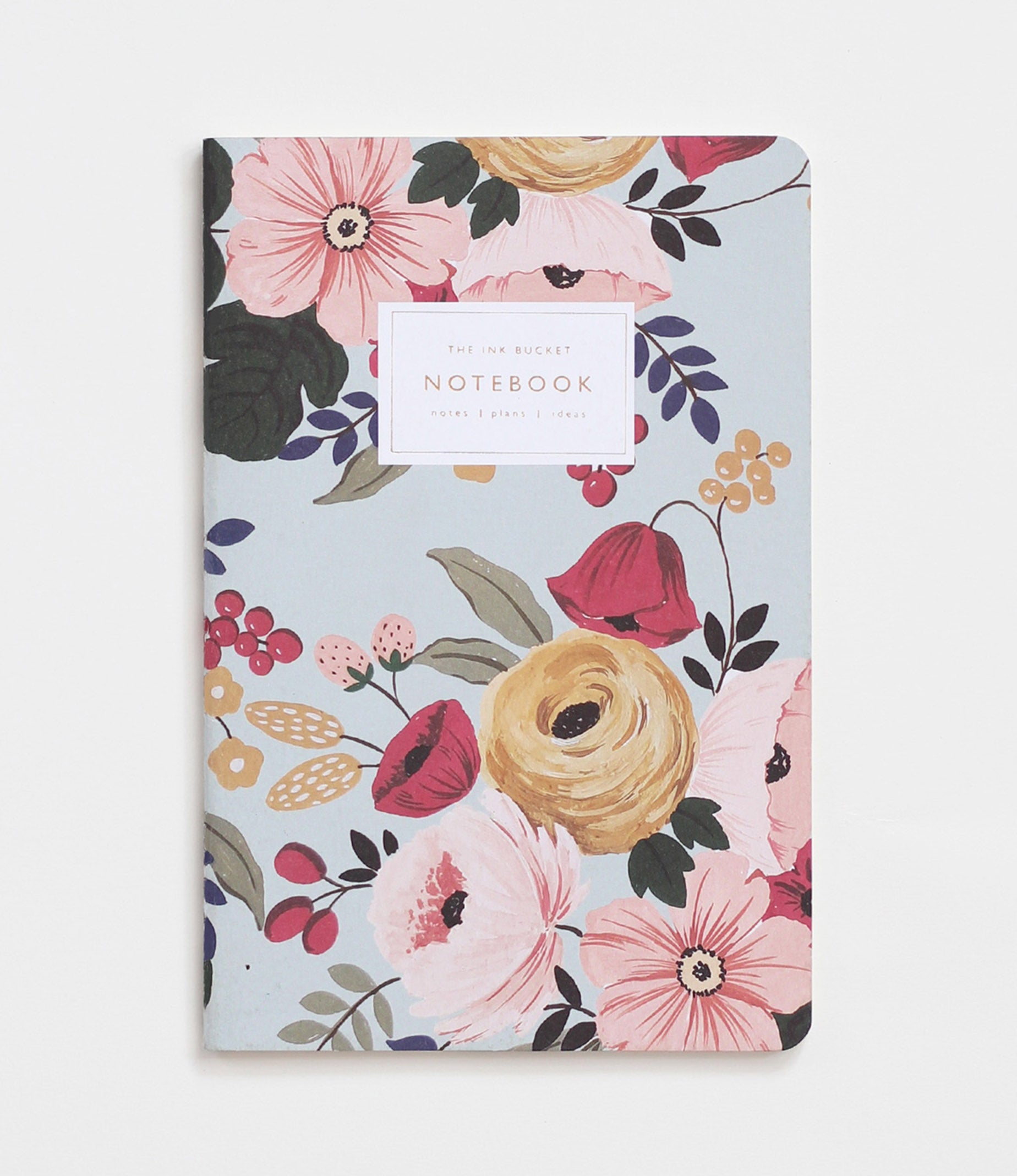 Notebooks | Floral Bunch Set