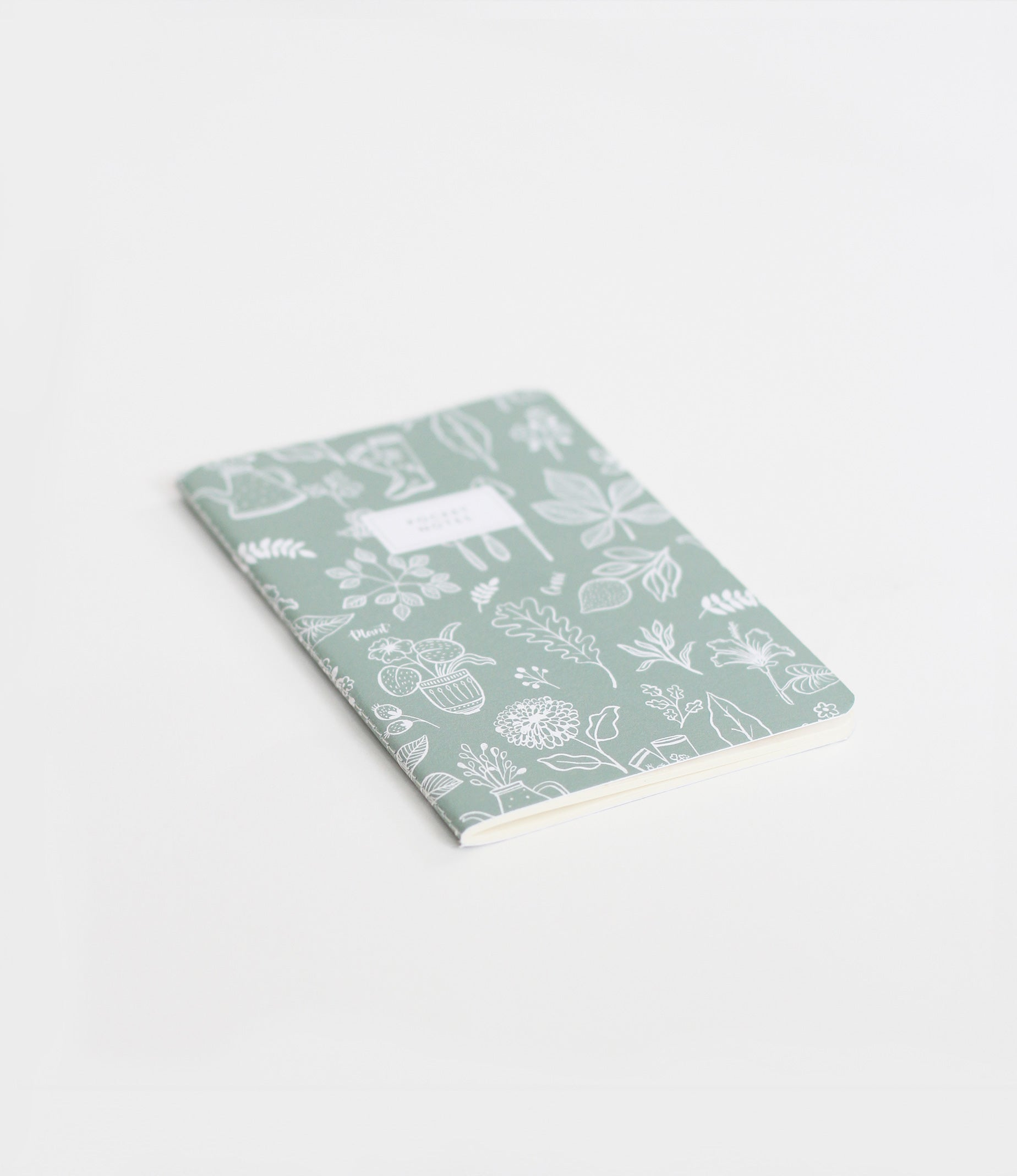 Notebooks | Vintage Botanical Set