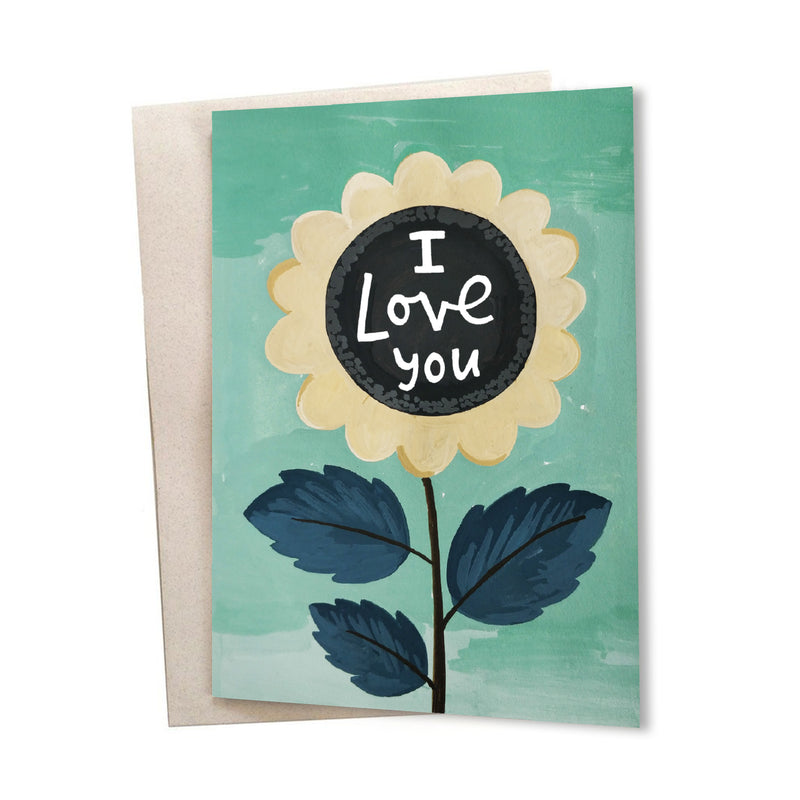 I Love You | Greeting Card - TheInkBucketstore